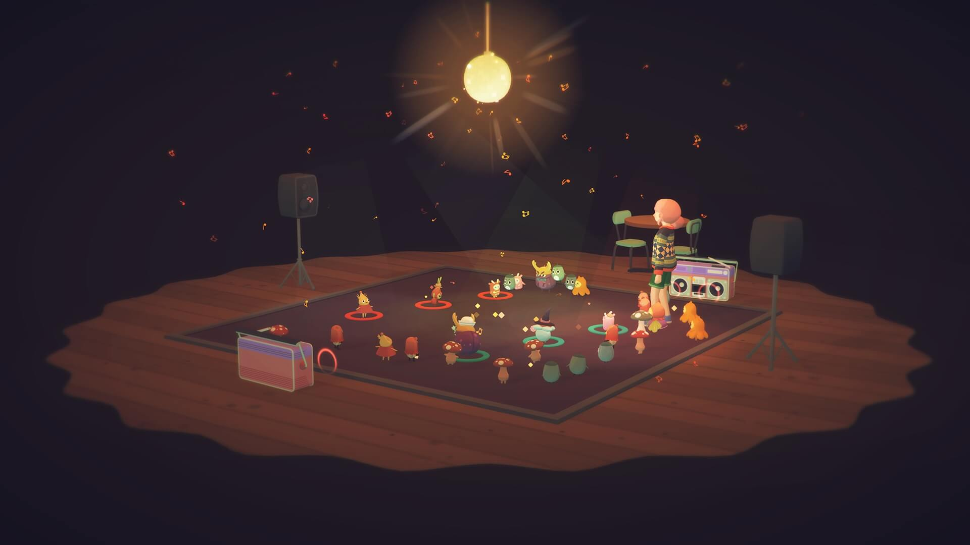 The secret Ooblets feature we've been working on